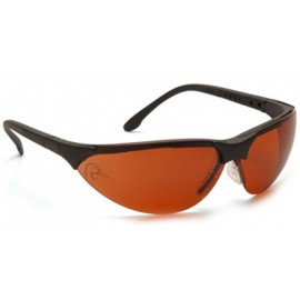Ducks Unlimited-Shooting Safety Glasses with Sun Block Bronze Lens