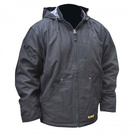 DEWALT® DCHJ076ABB Unisex Heated Heavy Duty Work Coat Bare