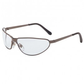 Uvex Tomcat Safety Glasses - Clear Lens