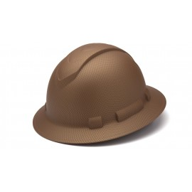 Pyramex HP54118 Ridgeline Full Brim Hard Hat  Copper Color  1 EA