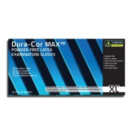 Cordova DURA-COR MAX Latex Disposable Gloves 15-MIL (10 BOXES)