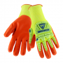 West Chester R2 HVY710HSNFB Hi Vis Yellow Work Glove