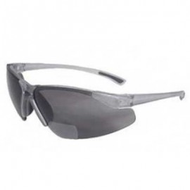 Radians C2 Bifocal Safety Glasses-Smoke Lens 12 Pairs