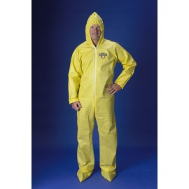 Lakeland ChemMax 1 Coverall - Bound Seam-3XL 25/Case