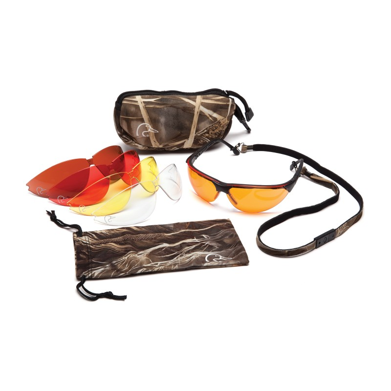 Duck's Unlimited DUCLAM1 SHOOTING KIT  1 / EA