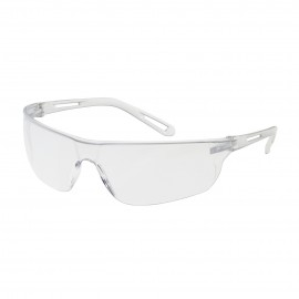 PIP Bouton Optical Zenon Z-Lyte Safety Glasses Clear Anti-Scratch Anti-Fog Coating Lens 144 Pairs