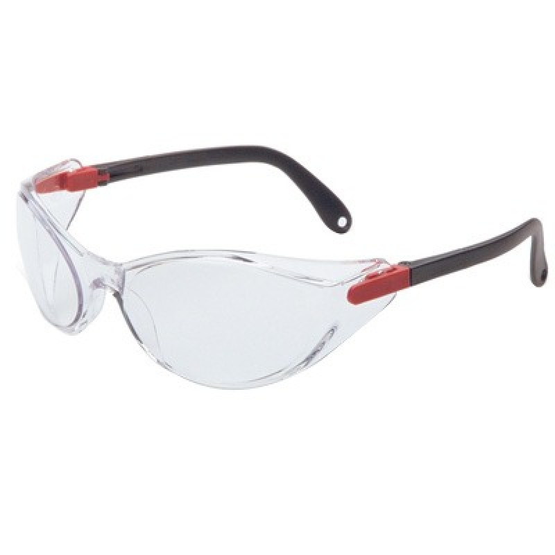 Uvex Bandido Safety Glasses - Clear Lens