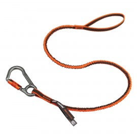 Ergodyne 19808 Squids 3108F(x) Tool Lanyard Single Locking Carabiner - 15lbs