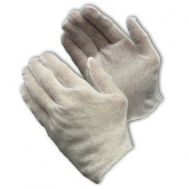 Economy Cotton Lisle Inspection Gloves