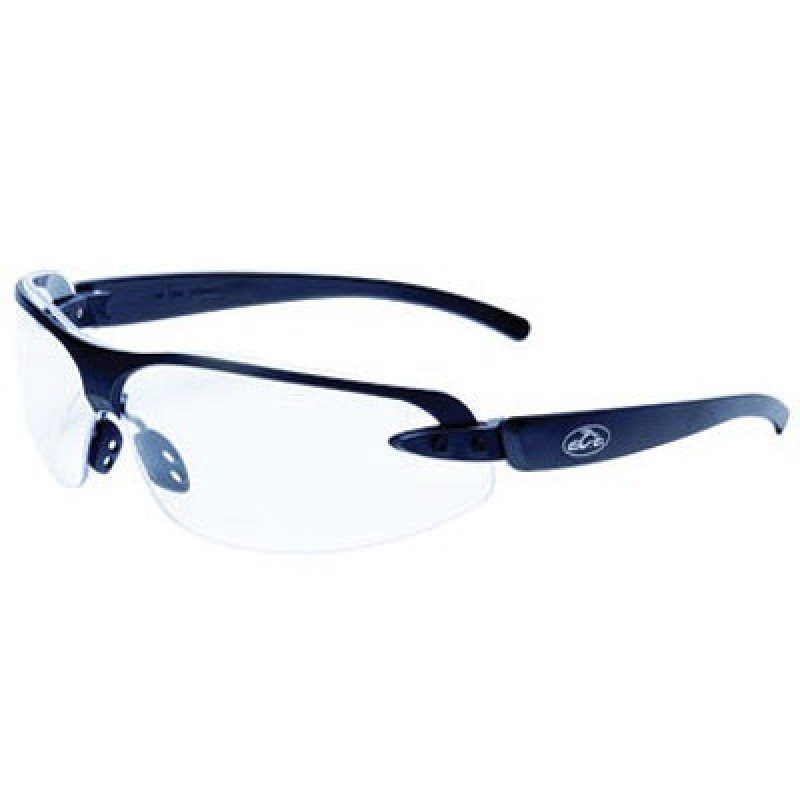 OCC1200 Safety Glasses with Clear Anti-Fog Lens