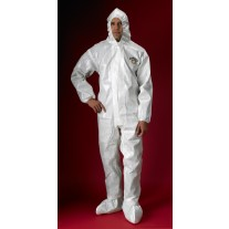 Lakeland ChemMax 2 Coverall - Sealed Seam - Attached Hood & Boots - 6/case