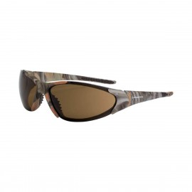 Radians Core HD Brown Woodland Brown Camo Safety Glasses Woodland Brown Camo 12 PR/Box