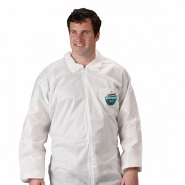 Lakeland C8412 SafeGard Coverall -Zipper Closure (SMS) 25/Case