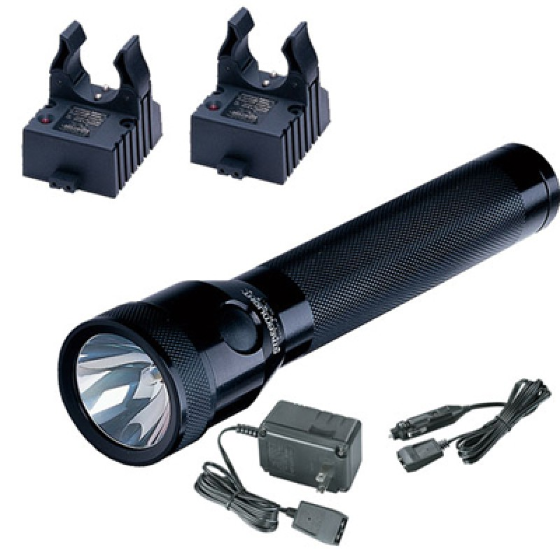 Streamlight Stinger Flashlight With Ac Dc Charger