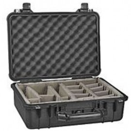 Pelican Case 1500 with Padded Dividers