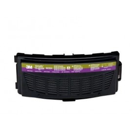 3M™ Versaflo™ HEPA and Nuisance OV/AG Filter TR-6820N/37360(AAD), for TR-600 PAPR 5 EA/Case
