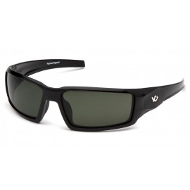 Venture Gear  Pagosa  Black frame/Smoke green polarized Lens  Safety Glasses  1 / EA