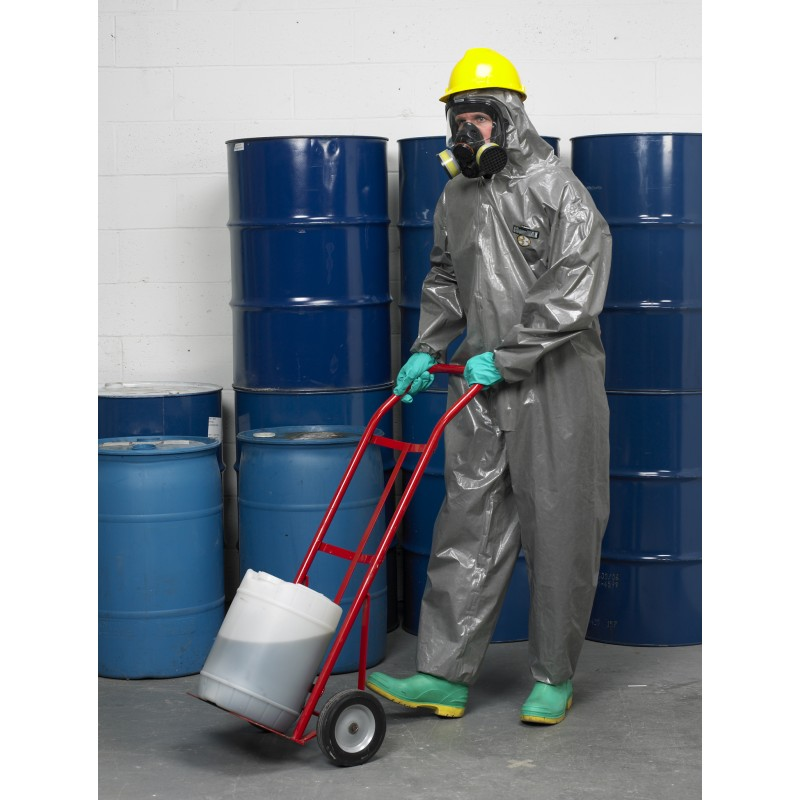 Lakeland C3T151 ChemMax 3 Coverall Respirator Fit Hood & Boots 6/Case