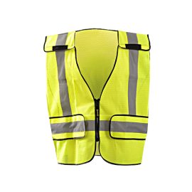 "Occunomix DOR Public Safety ""Plain"" Mesh Vest LUX-PS-DOR Class 2"