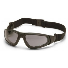 XSG Ballistic Safety Goggles with Gray Ballistic Anti-Fog Lens