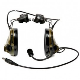 Peltor ComTac III ARC Single COMM Headset MT17H682P3AD-47 GN