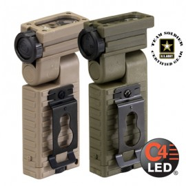 Streamlight Sidewinder C4 LED Flashlight - Military Model