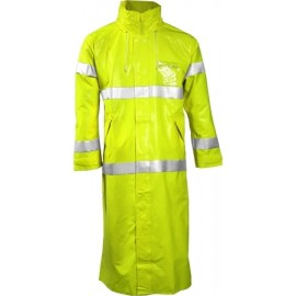 Tingley C53122 Comfort-Brite High Visibility Rain Coat