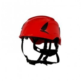 3M™ SecureFit™ Safety Helmet, X5005-ANSI,  Red (Case of 10)