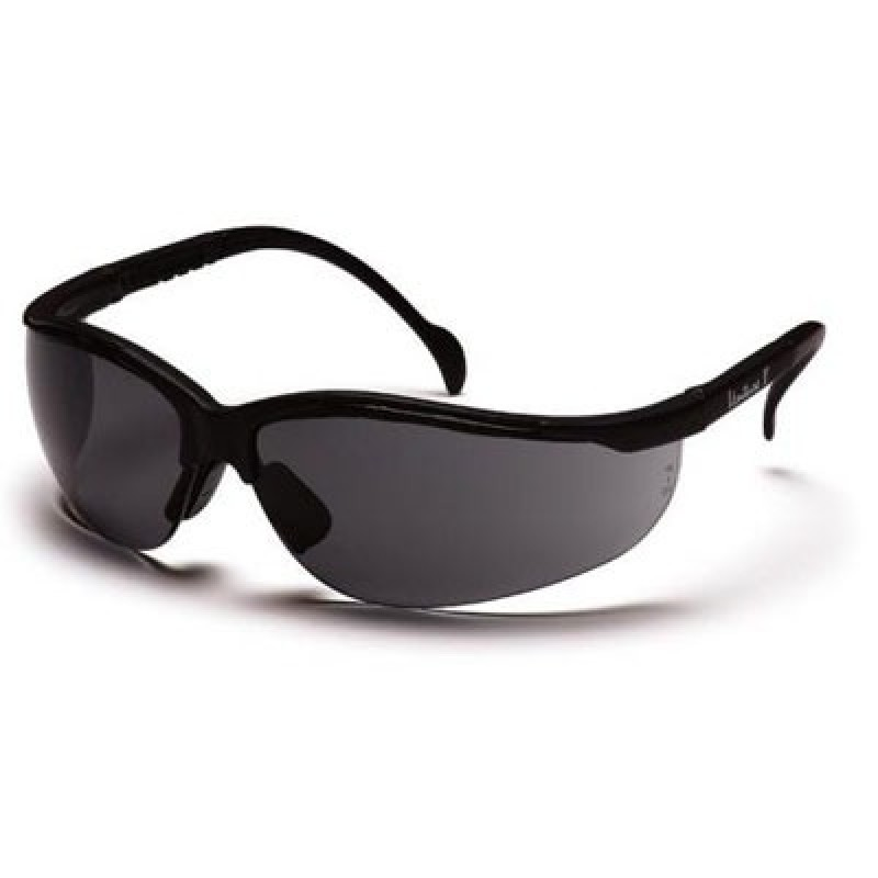 Pyramex Venture II Ballistic Safety Glass - Gray Lens 12/Box