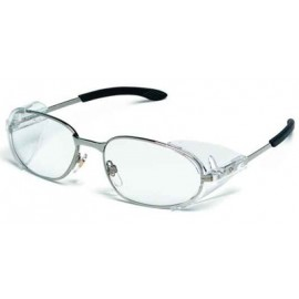 MCR RATTLER 2 Safety Glasses Clear Lens 12 Pairs
