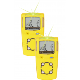 BW Gas Alert MicroClipXL 4-Gas Detector (1 Each)