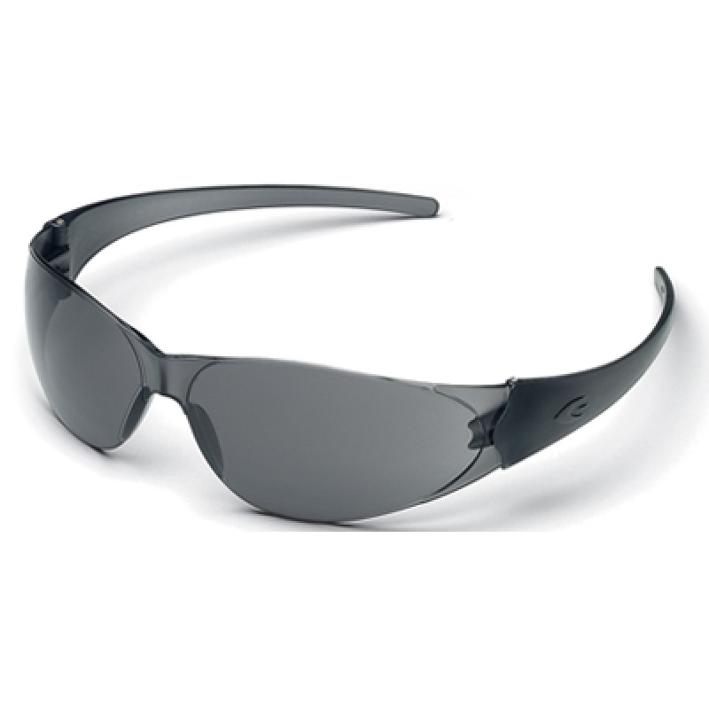 MCR Checkmate Safety Glasses Gray Lens 1/DZ