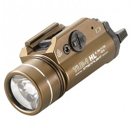 Streamlight TLR-1-HL Gun Light  Flat Dark Earth Brown 69267