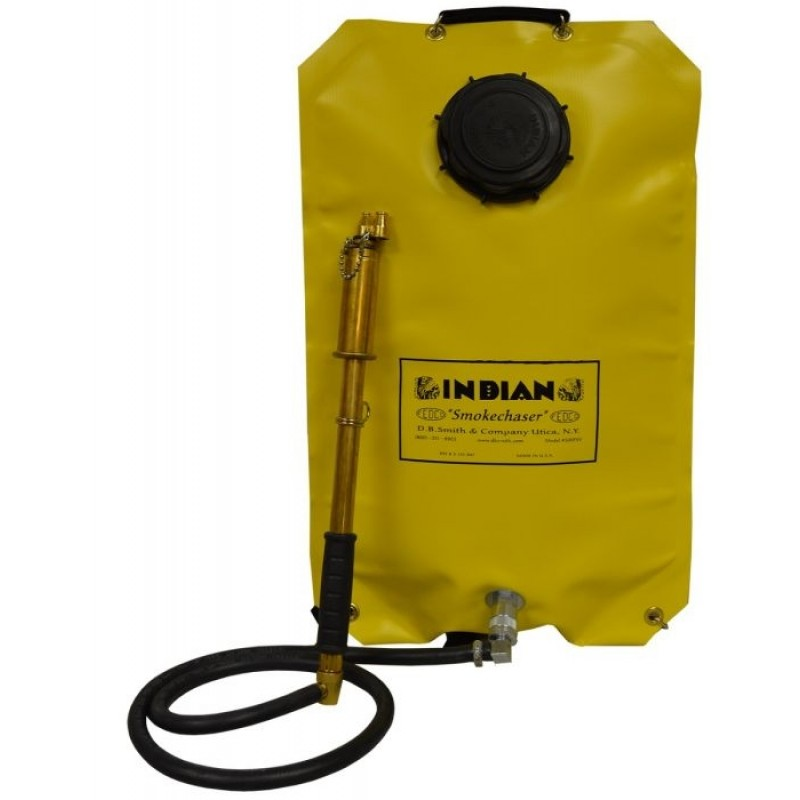C & S Supply Indian Smokechaser Collapsible Tank with Fedco Hand Pump
