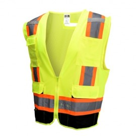 Radians SV6B-2 Two Tone Surveyor Type R Class 2 Safety Vest