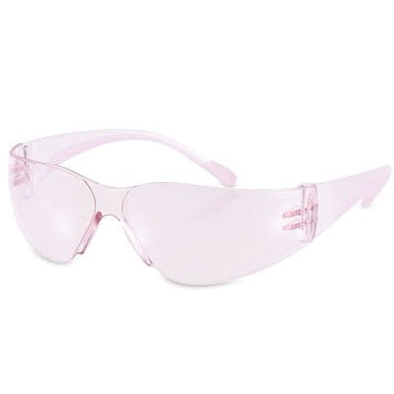 PIP 250-10-0904 EVA Women's Safety Glasses with Pink Lens