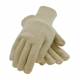 Terry Cloth Seamless Knit Glove - 24 oz