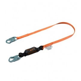 Honeywell Miller T6111-Z7/6FTAF Titan II Pack-Type Shock-Absorbing Lanyards 6 FT
