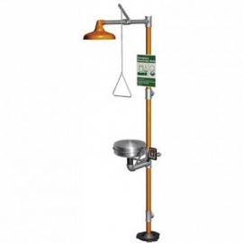 Guardian G1902BC Safety Station with Stainless Steel Bowl and Cover