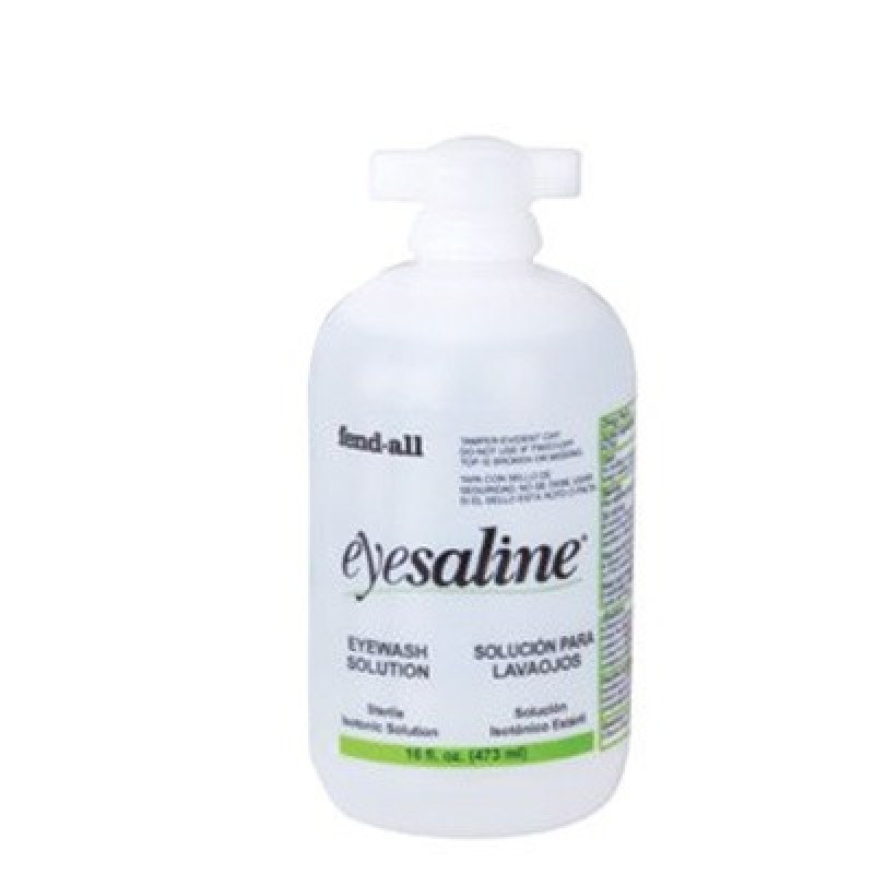 Fendall Sterile Eye Wash Solution-16 oz.