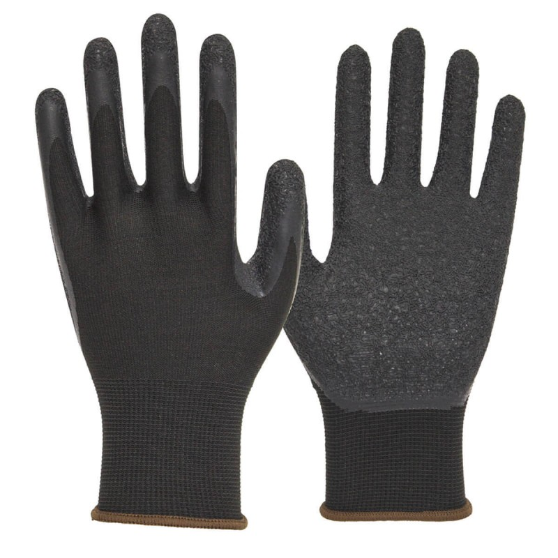 Armor Guys Duty Glove Black Color - 12 Pairs