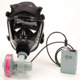 MSA OptimAir Respirator PAPR Assembly MM2K-MC Medium Advantage 4100
