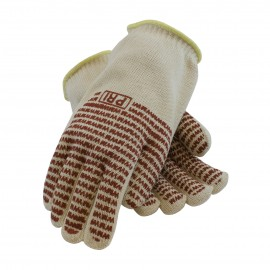PIP Double-Layered Seamless Knit Hot Mill Double-Sided EverGrip Coated Glove - 32 oz.