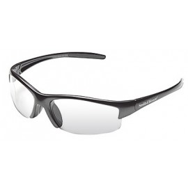 Jackson Safety Smith and Wesson Equalizer Safety Glasses with Gun Metal Frame and Indoor/Outdoor Lens 12 Pairs