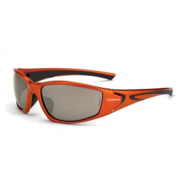 Radians RPG HD Demi Copper Mirror Burnt Orange Safety Glasses Burnt Orange 12 PR/Box