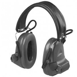 Peltor SwatTac II Electronic Headset-Covert Black