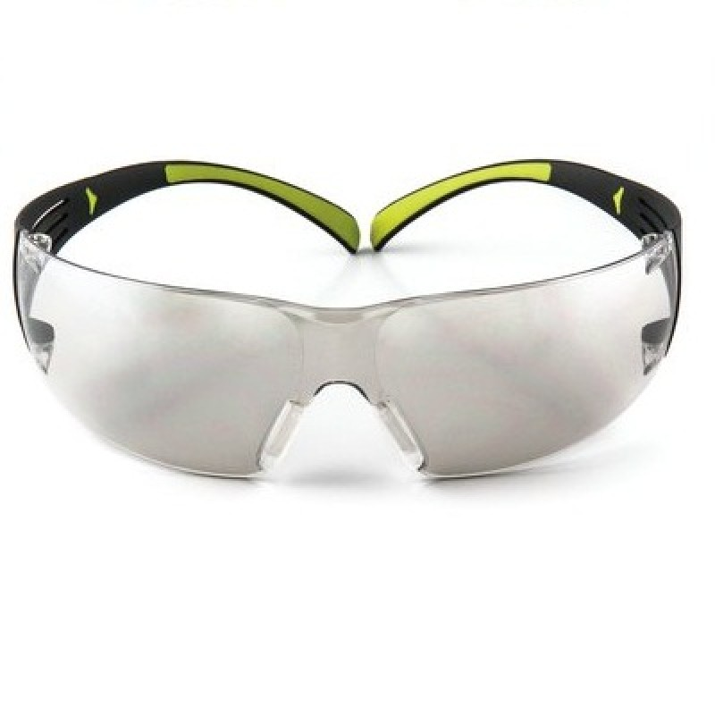 3M™ SecureFit™ Protective Eyewear SF410AS, Indoor/Outdoor Mirror Lens,