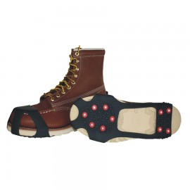 Tingley 1150.LG Winter-Tuff Ice Traction Spikes Black Studded Outsole