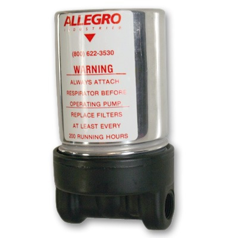 Allegro Exhaust Filter Assembly for A750