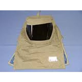 Chicago Protective Apparel SWH-44-HC, 44 CAL Arc Hood with Hard Cap